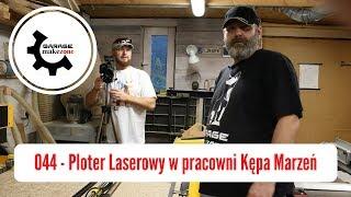 044 Ploter Laserowy W Pracowni Kępa Marzeń