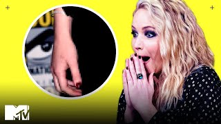 Can You Guess Which Tattoos These Celebs Completely Regret? | Think You Know Your Ink? | MTV