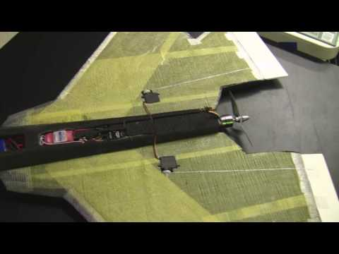 Part 4 EPP Park Jet Scratch Built RC Airplane