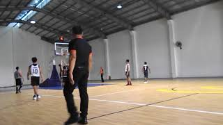Lipa Science Basketball 2018 - Team JK vs Team Joji 3rd Quarter (Part 2 of 2) - July 8. 2018