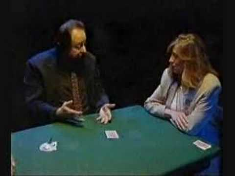 Ricky Jay - Sword of Vengeance - Amazing Trick!