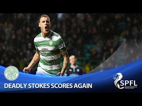 Deadly Stokes opens the scoring for Celtic