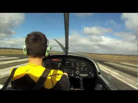 Evektor Sportstar - Aldinga to Kangaroo Island