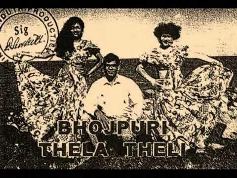 Thela Theli (mauritian Bhojpuri)- Vinod Sewduth video