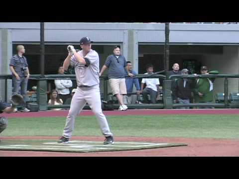 2009 AAA Home Run Derby - Portland, OR