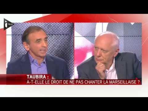 Taubira a-t-elle le droit de ne pas chanter la Marseillaise ? 5/6 - Ça Se Dispute
