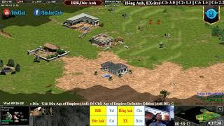 C4T5 - AoE 22 Random BiBi, Đức Anh vs Hồng Anh, Exciter Ngày 25-9-2018