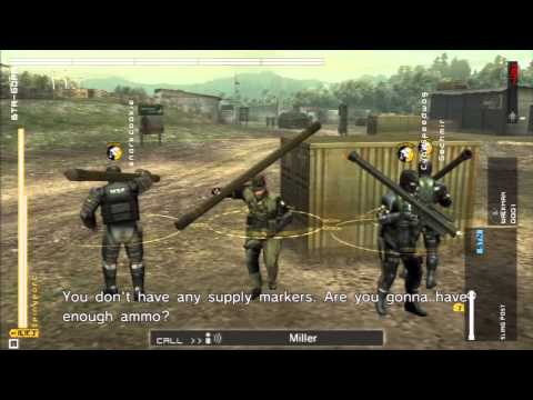 Metal Gear Solid: Peace Walker #27-2: The Ultimate Co-Op Weapon