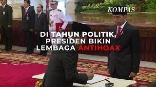 Download Lagu Di Tahun Politik, Presiden Bikin Lembaga Anti-Hoax Gratis STAFABAND