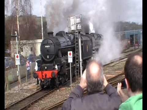 THE ROYAL DUCHY: Penzance to London ( Station Exeter )