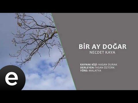 Bir Ay Doğar (Necdet Kaya) (Lirik Video) #yanıktürküler