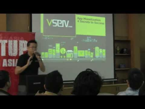 Tech in Asia Meetup Bandung:  Mobile Apps Monetization & Distribution (Samsung and Vserve)