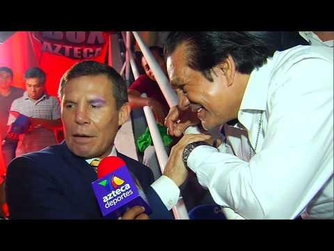 Julio César Chávez y