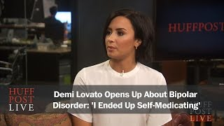 Demi Lovato Opens Up About Bipolar Disorder:
