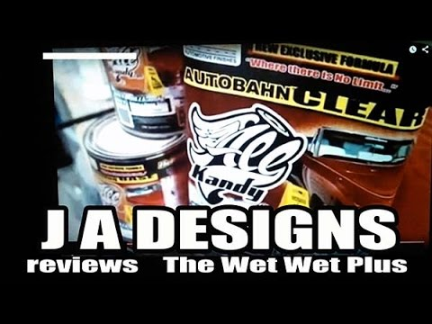 JA DESIGNS.. REVIEWS ALLKandy WET WET PLUS  / COLLISION REPAIR