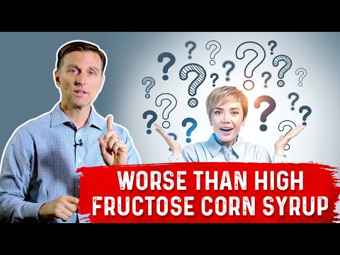 What is Worse than High Fructose Corn Syrup (HFCS) for Causing Weight Gain?