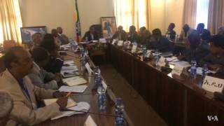 Ethiopian Politics Negotiation between the opposition party and Government still doesn't have a comm
