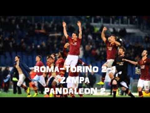 ROMA-TORINO 2-1 commento di CARLO ZAMPA (25 Marzo 2014)