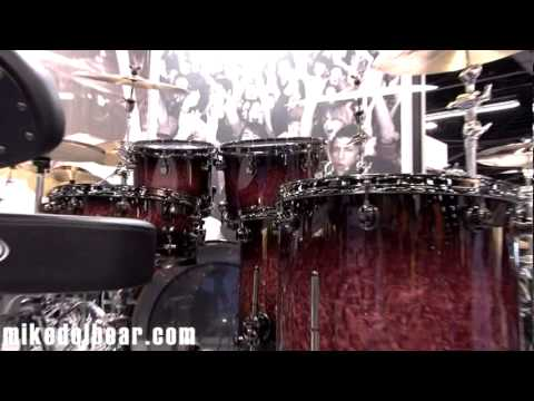 NAMM 2012 Mapex Saturn Limited
