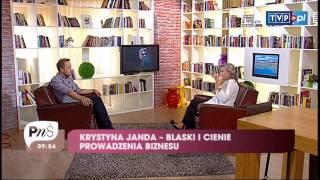 Pytanie na śniadanie - Krystyna Janda o swojej pracy