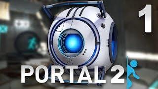 Réveillée par Wheatley #1 Let's Play Portal 2 (Gameplay FR)