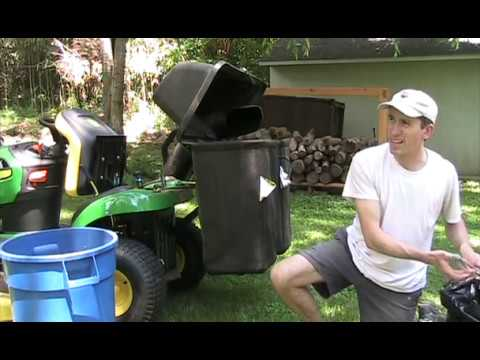 John Deere Bagger 1 year review