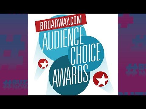 Broadway.com #BuzzNow: HAMILTON Tops the 2016 Broadway.com Audience Choice Awards