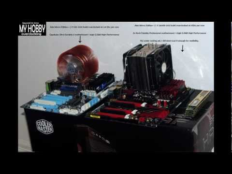 Core i7 2600k HT 4.8 Ghz on Air 24/7 - Fatal1ty Pro P67 - Performance