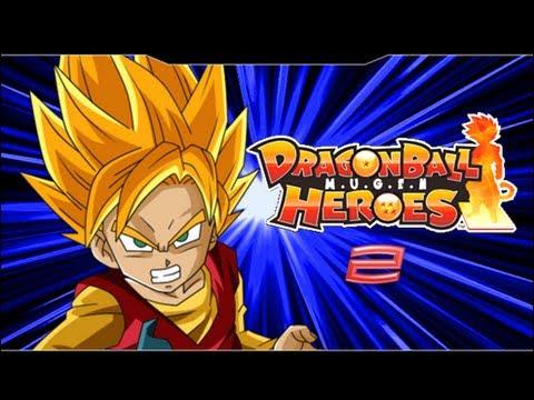 Dragonball Heroes 2 M.U.G.E.N