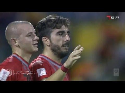 لخويا 1-1 أم صلال ( هدف لخويا Lekhwiya Goal )