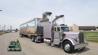 1956 Kenworth 925 / Sundance Transportation - Rolling Video