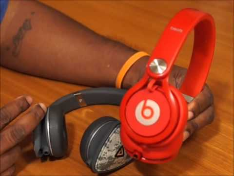 BEATS BY DRE MIXR vs MONSTER DNA: HEADPHONES