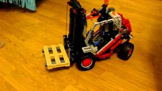 Lego Technic 8416 Full Motorized