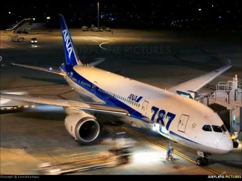 ANA (All Nippon Airways) 787 VS Japan Airlines 787  (Battle of the Japanese Dreamliners)