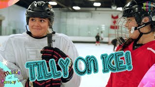 Matilda Ramsay Ice Hockey Challenge!