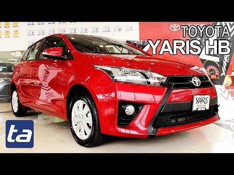 Toyota Yaris Hatchback 2014 en Perú   Video en Full HD   Todoautos.pe