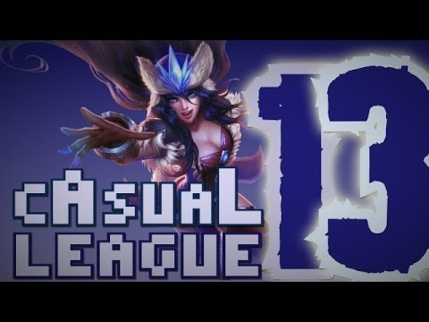 Casual League #13 | Obamacare League Team