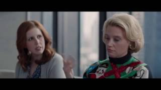 Office Christmas Party — Kate McKinnon Fart Scene + bloopers [HD 1080p]