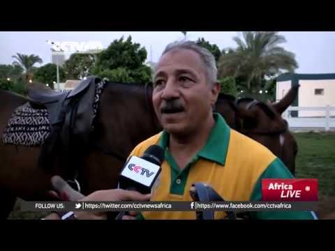 5825 sport CCTV Afrique Egypt seeks to develop Polo professionals