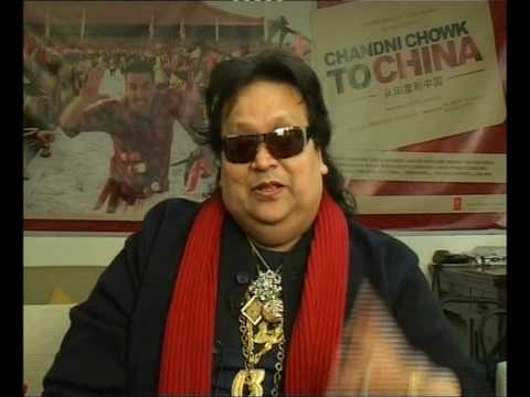 Chandni Chowk to China - In Conversation with Bappi Lahiri