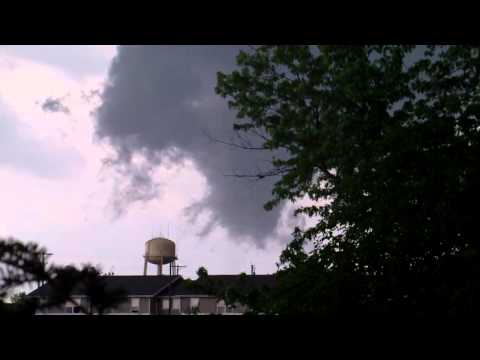 Tornado in Topeka,Ks