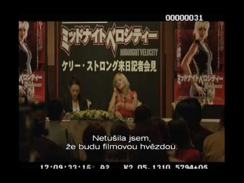 Kelly´s Press Conference - Lost In Translation Deleted Scene cz