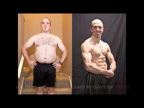 P90X Results - Chris's Power 90 and P90X Workout Transformation Results - PX90 - Team D2R