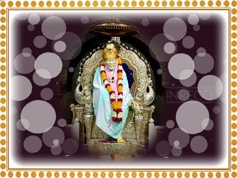 Bhaktavatsala - Saayi Naamam Paadu; Shirdi Sai Baba Songs In Tamil video