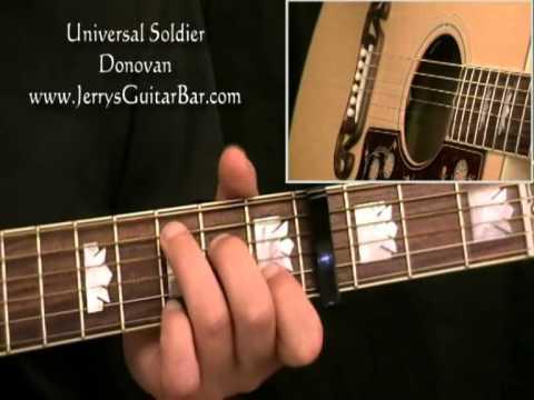 Donovan - Universal Soldier Picking