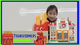 I MAILED MYSELF to Ryan ToysReview and it WORKED! It Gone WRONG to McDonalds Toys 7 - skit (FunTV)