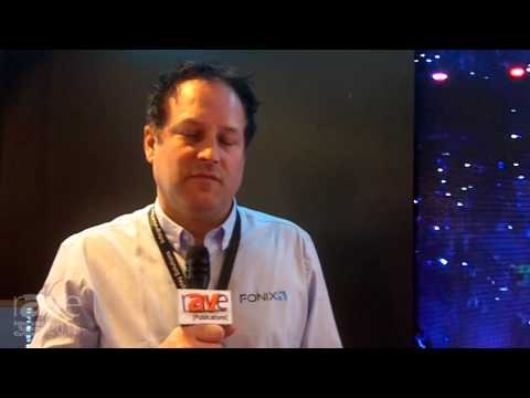 ISE 2015: Fonix Shows Off 3.1mm LED and 10mm Flexible Screen