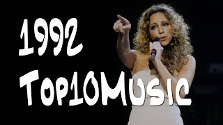 Top 10 Music | 1992 | Billboard Hot 10