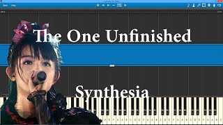 BABYMETAL - The One Unfinished (Piano - Synthesia)