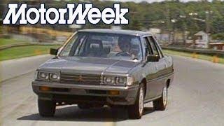 1986 Mitsubishi Galant | Retro Review